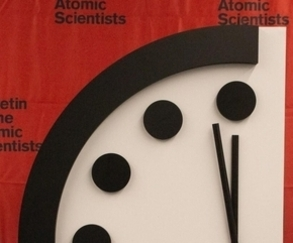The Doomsday Clock Is Ticking Faster- What Happens When The Temperature Rises